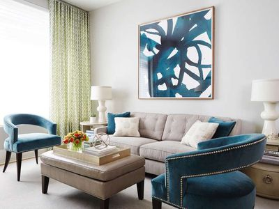 Interior designer Nicole Gibbons is Oprah-approved