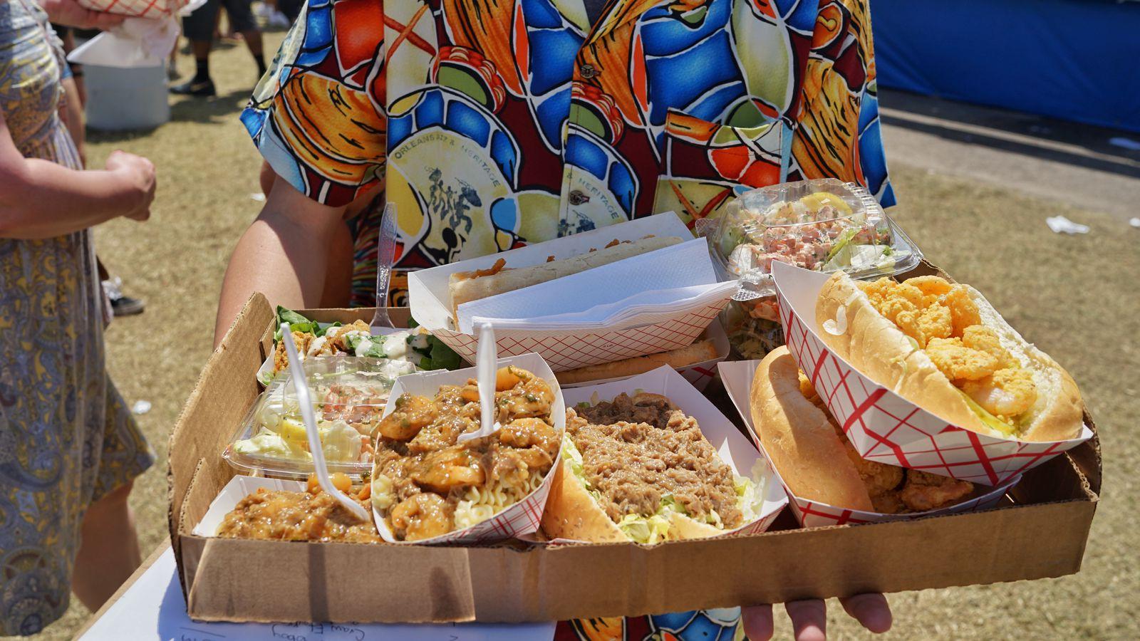 Nola Food Fest  Seattle