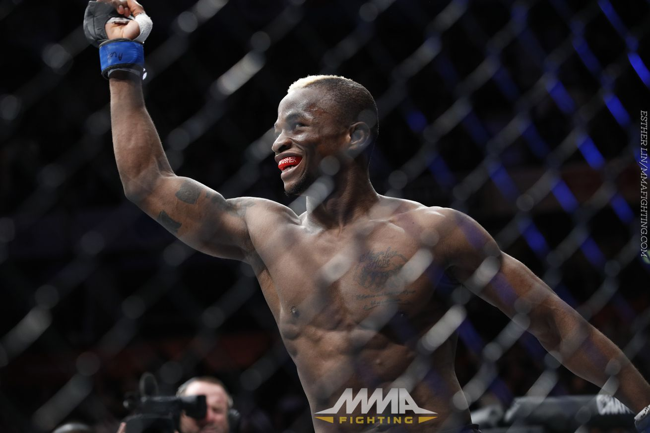 Marc Diakiese says he wants to beat up that 'f   ing little Irish wannabe' Paul Felder