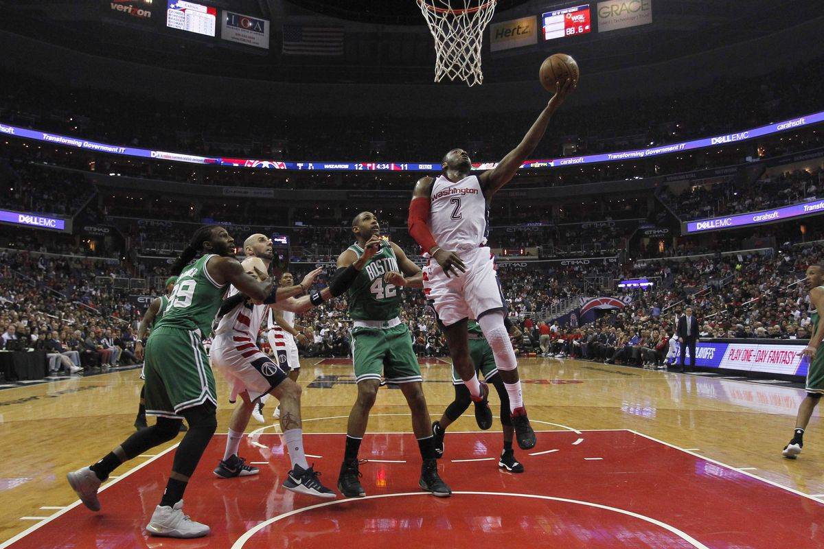 Celtics use team effort to beat Wizards and head to conference finals