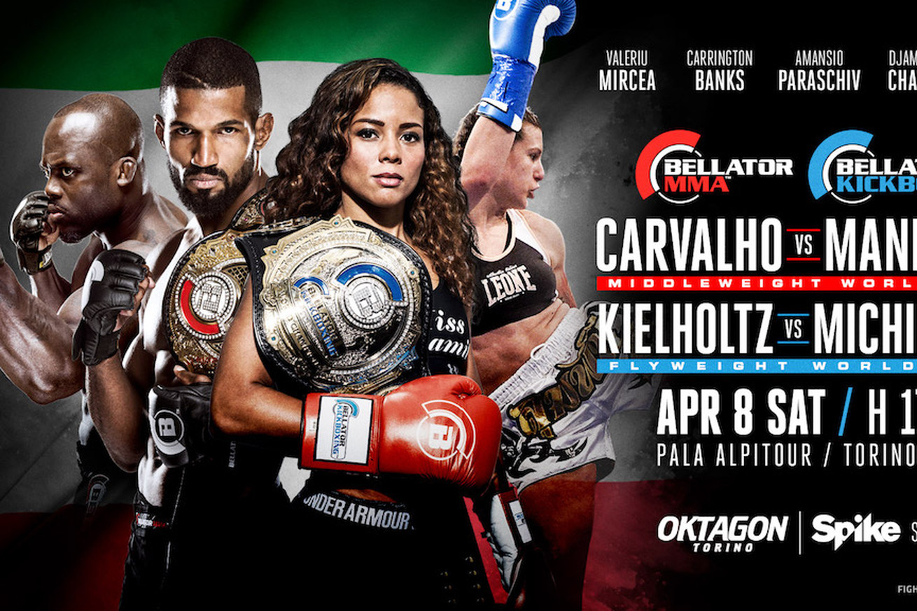 community news, Bellator 176 results: Carvalho vs Manhoef streaming play by play updates TODAY on Spike TV