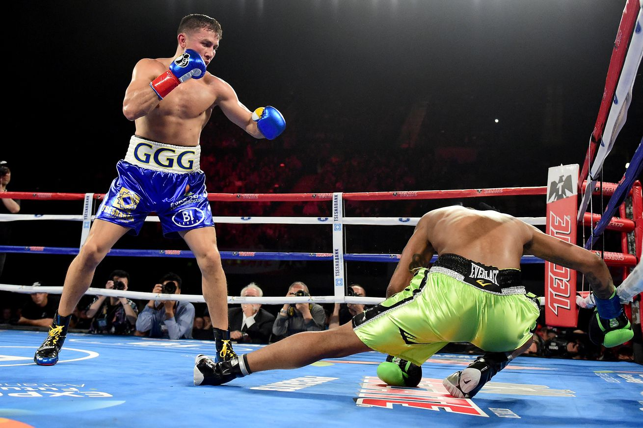 community news, Golovkin vs Jacobs highlights: 'Greatest Hits' collection from 'GGG'