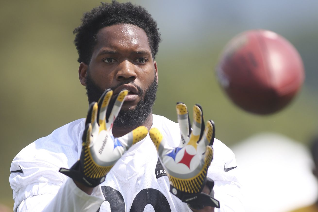 Steelers Roster Cuts: Pittsburgh meets requirement of 75 players, sends Ladarius Green to PUP List