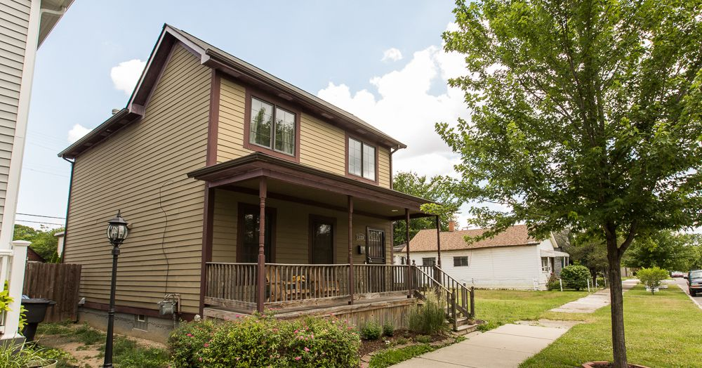 Move in ready north corktown home asks 250k curbed detroit for Building a house for 250k