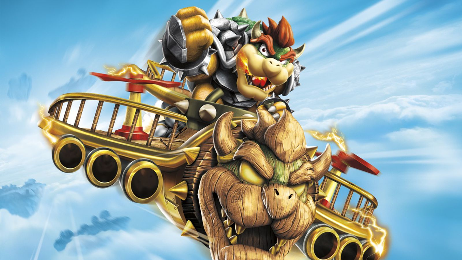 Skylanders SuperChargers goes online, comes with its own take on Mario Kart