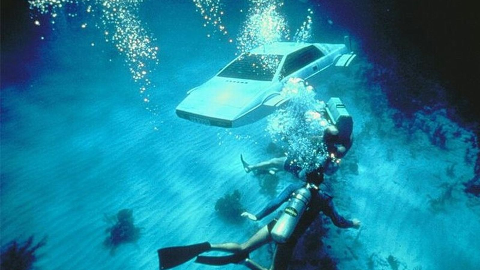 Car Auction Apps >> James Bond's iconic submarine car goes up for auction ...