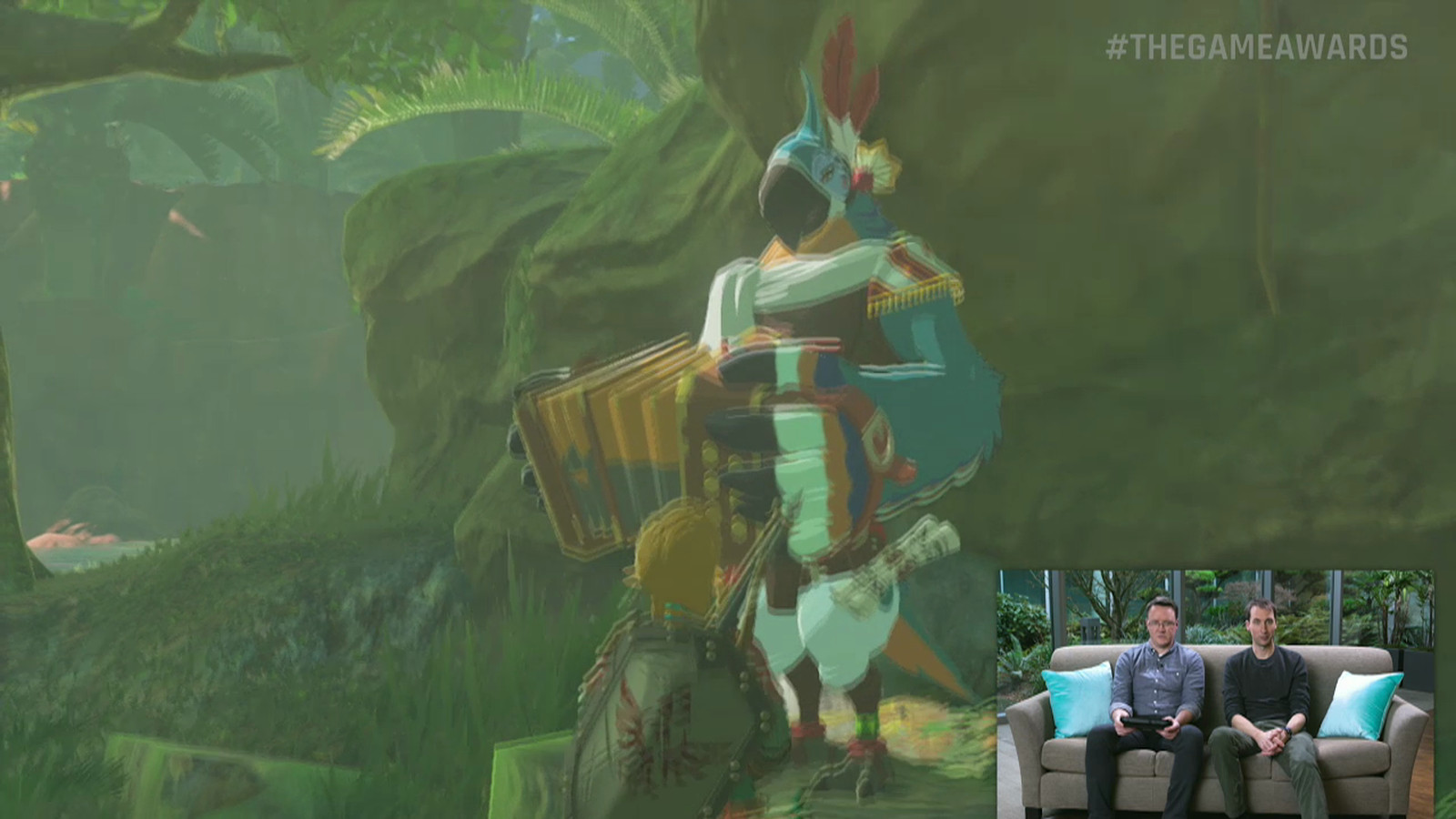 Watch the latest look at Legend of Zelda: Breath of the Wild