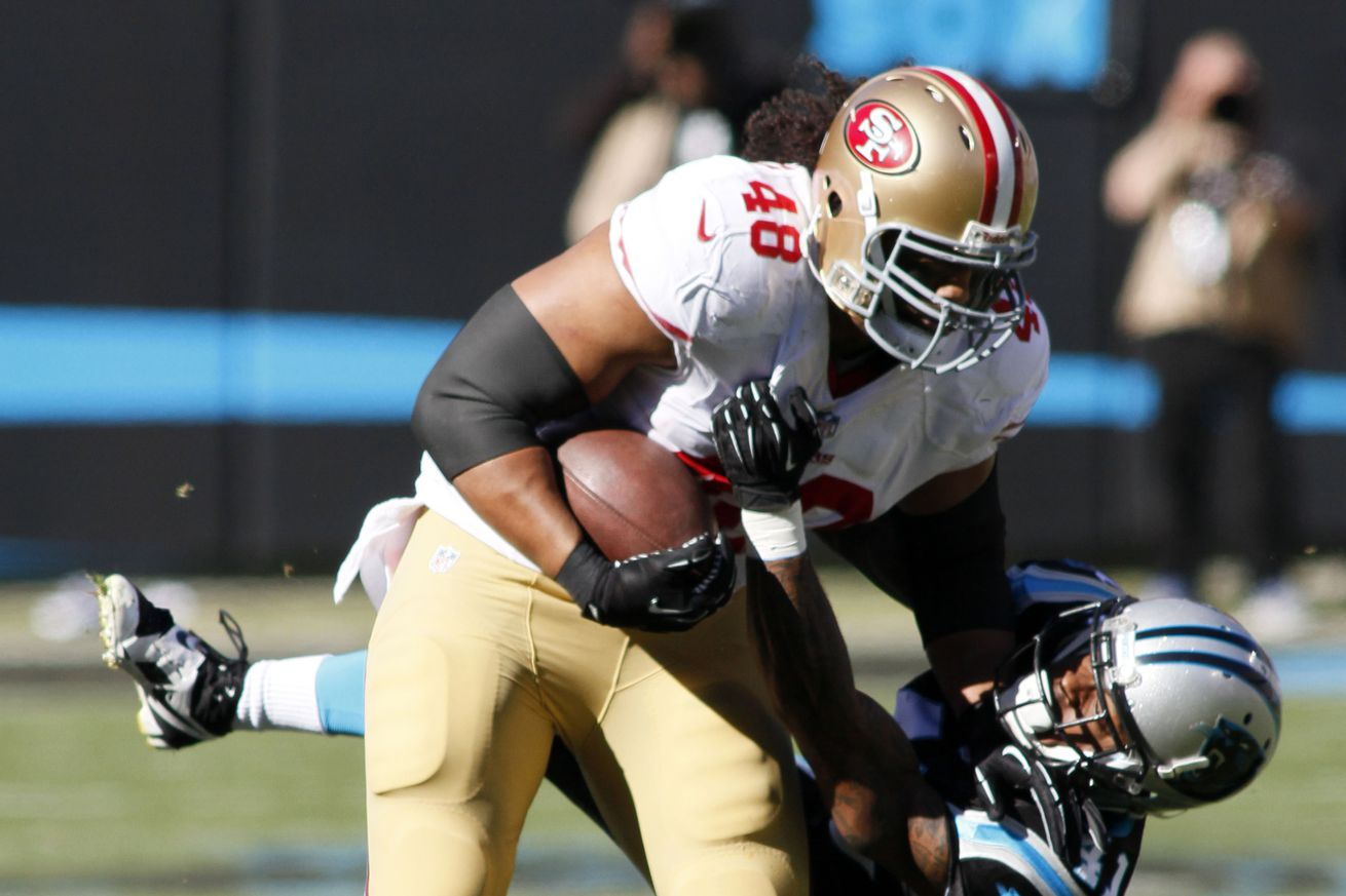 Jerseys NFL Online - 49ers roster, 90-in-90 breakdowns: Will Tukuafu - Niners Nation