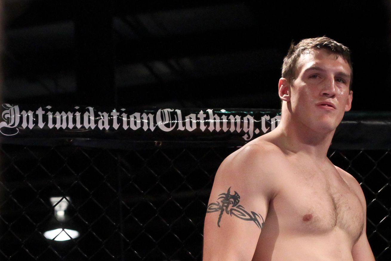 Heavyweight Adam Milstead hopes to turn Curtis Blaydes into his latest ballad