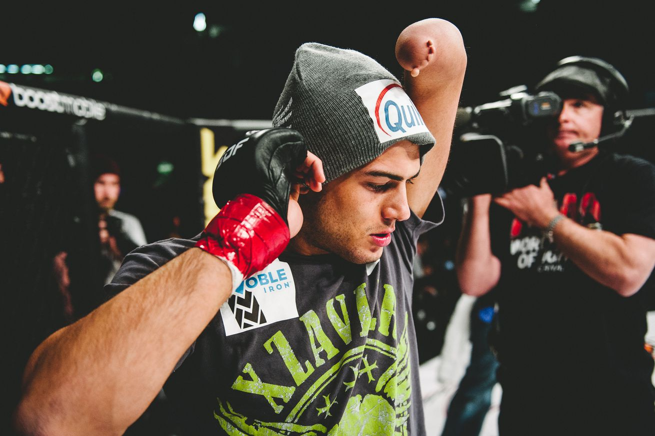 Nick newell wsof have different visions of the fighter s future with
