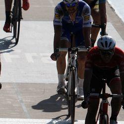 Boonen's final meter