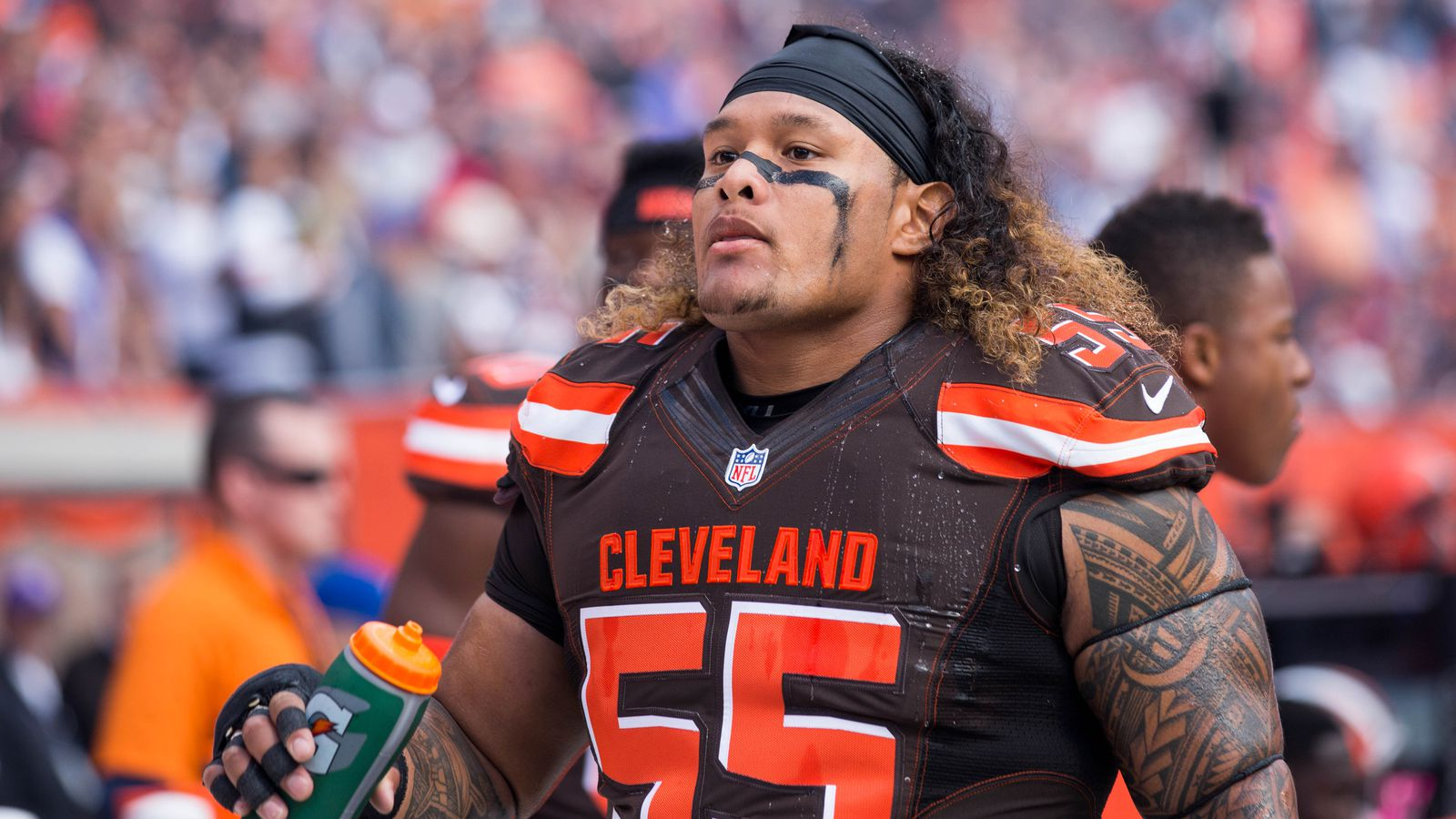 PFF features Browns NT Danny Shelton on their midseason All-Pro team ...
