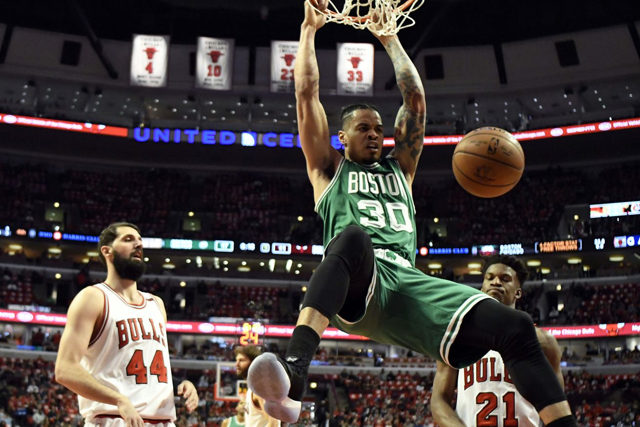 It?s Over: Chicago Bulls eliminated in 105-83 Game 6 blowout to the Boston Celtics