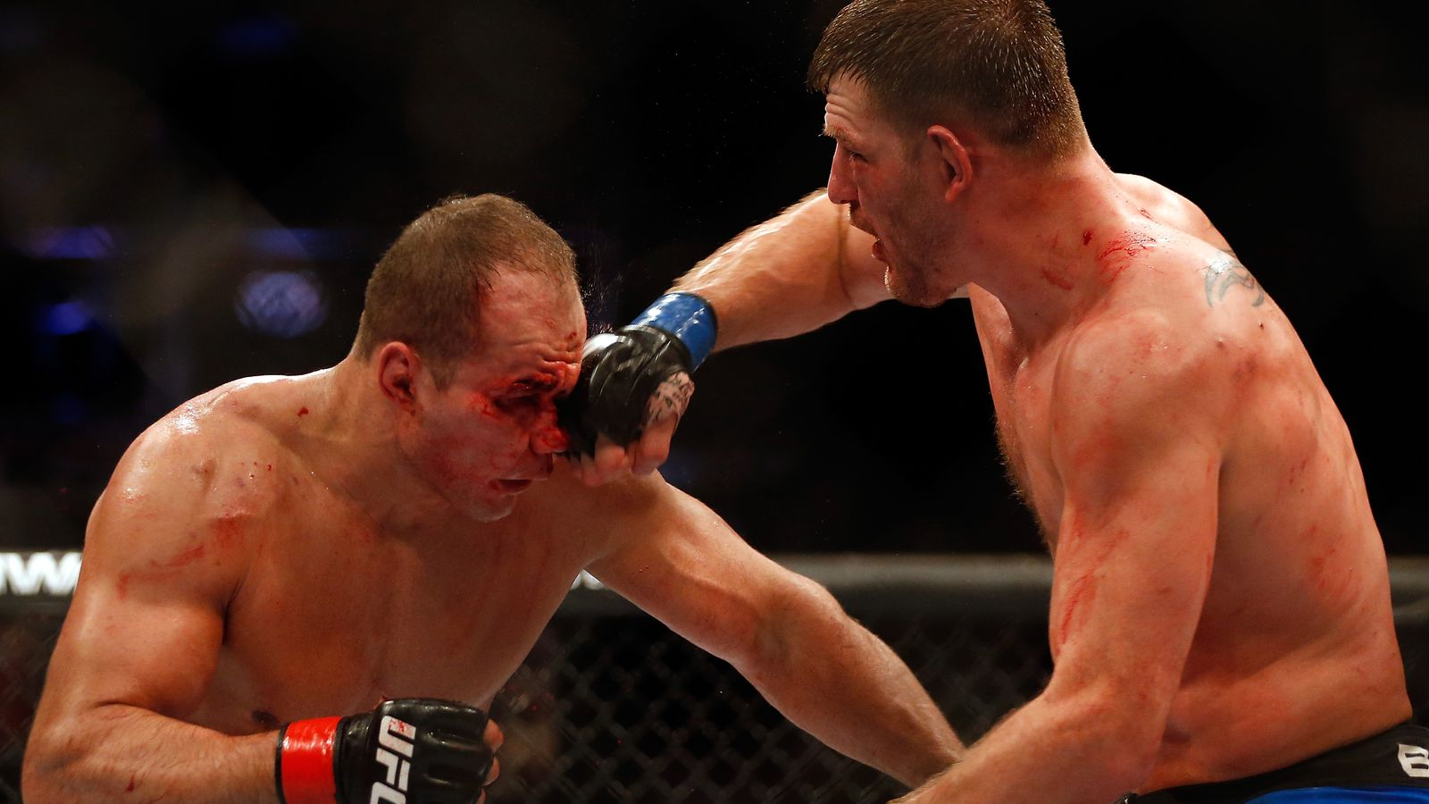 motivated stipe miocic has something to prove against junior dos motivated stipe miocic has something to prove against junior dos santos he s going to be surprised big time mmamania com