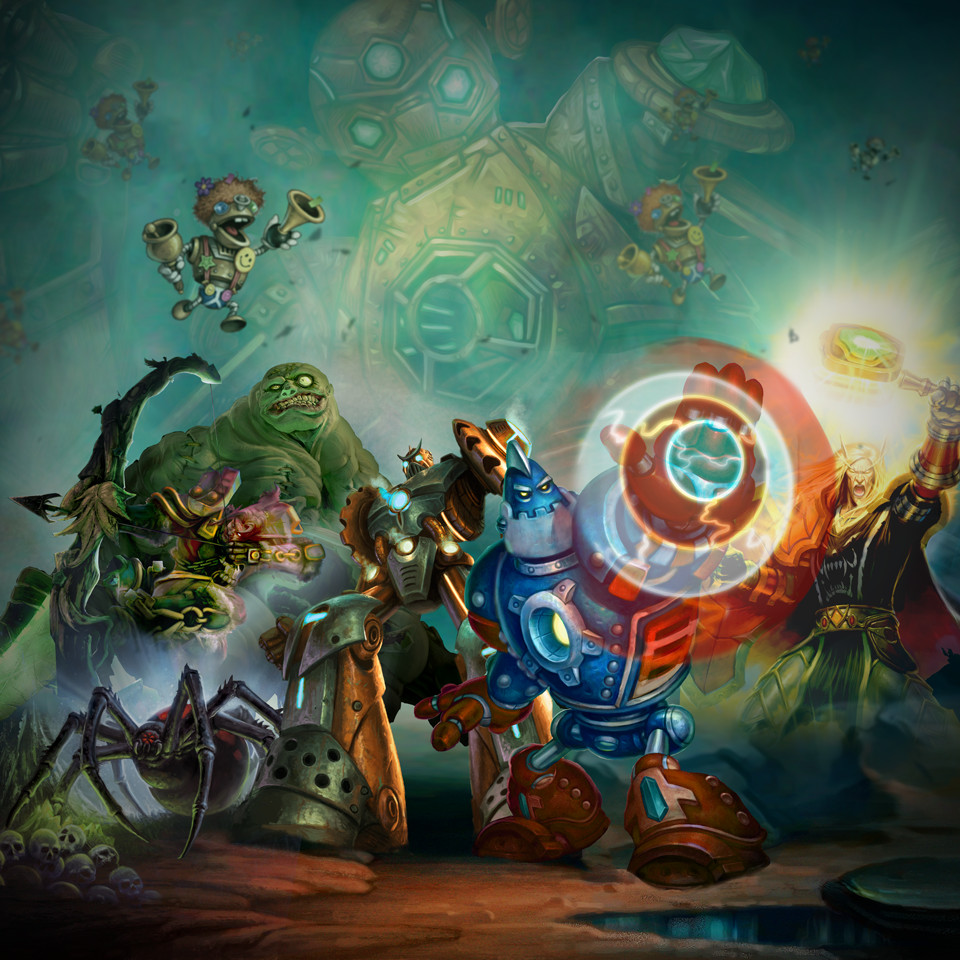 Hearthstone: If The Avengers Were In Hearthstone They'd Look Like This