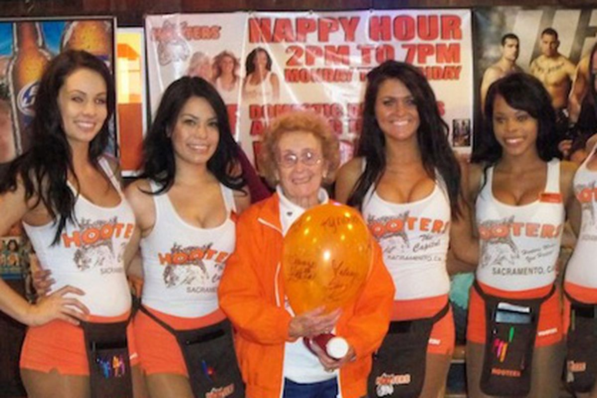 Abby Hooters Calendar May : Hooters is a great place for mother s day they promise
