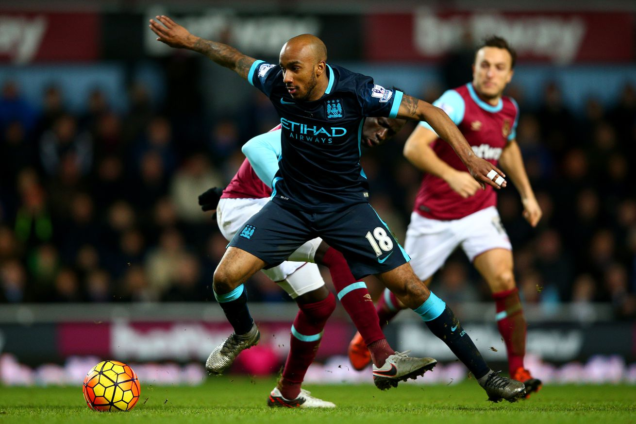 Manchester City team news for West Ham United match