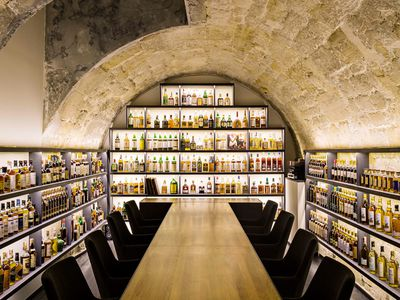 New Parisian bar is an underground shrine to whisky