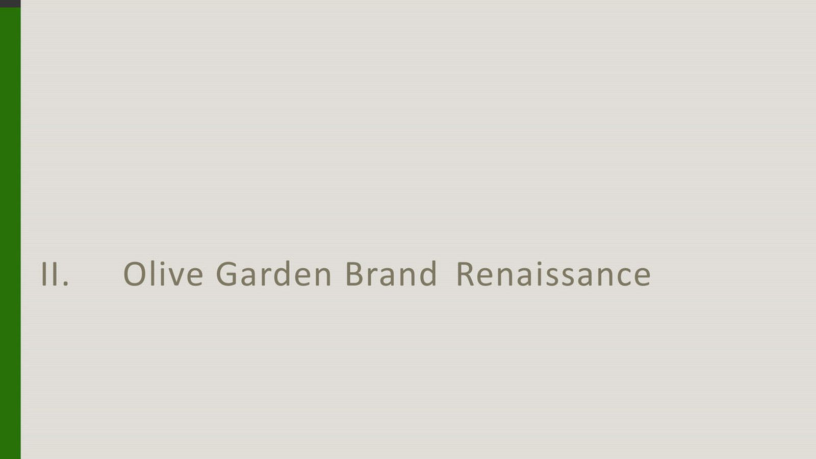 Olive Garden 39 S New Logo And Nationwide Remodels Part Of A 39 Brand Renaissance 39 Eater