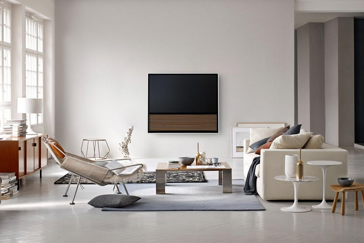 bang olufsen 39 s new 4k tv runs on android tv the verge. Black Bedroom Furniture Sets. Home Design Ideas