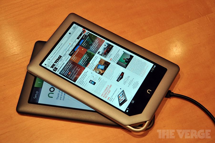 Netbook vs. Nook or tablet?