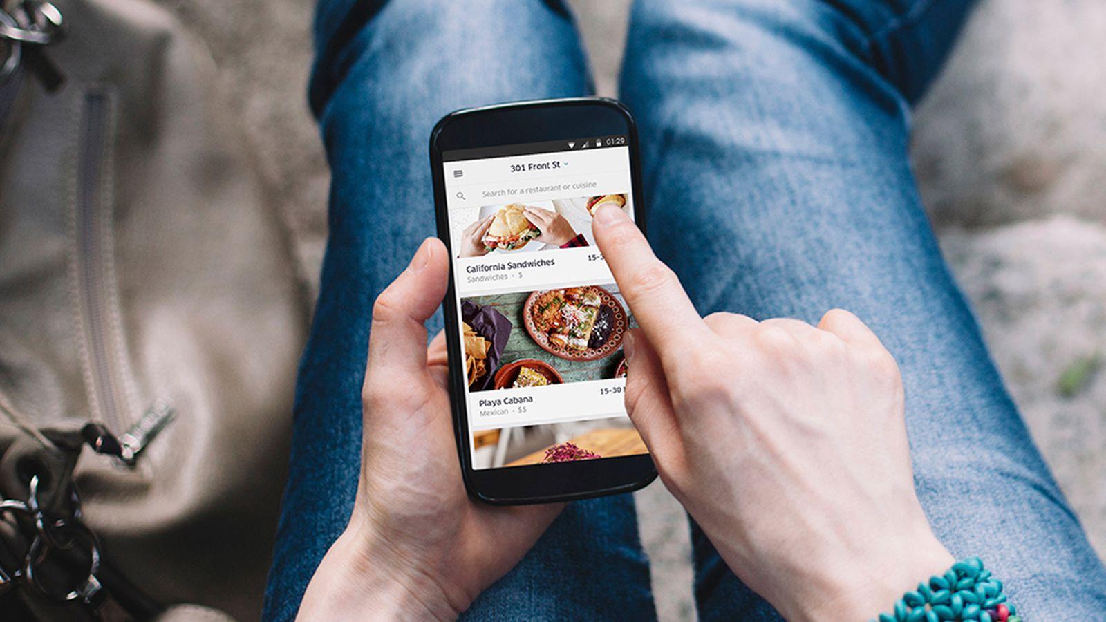 Image Result For Ubereats Restaurant Login