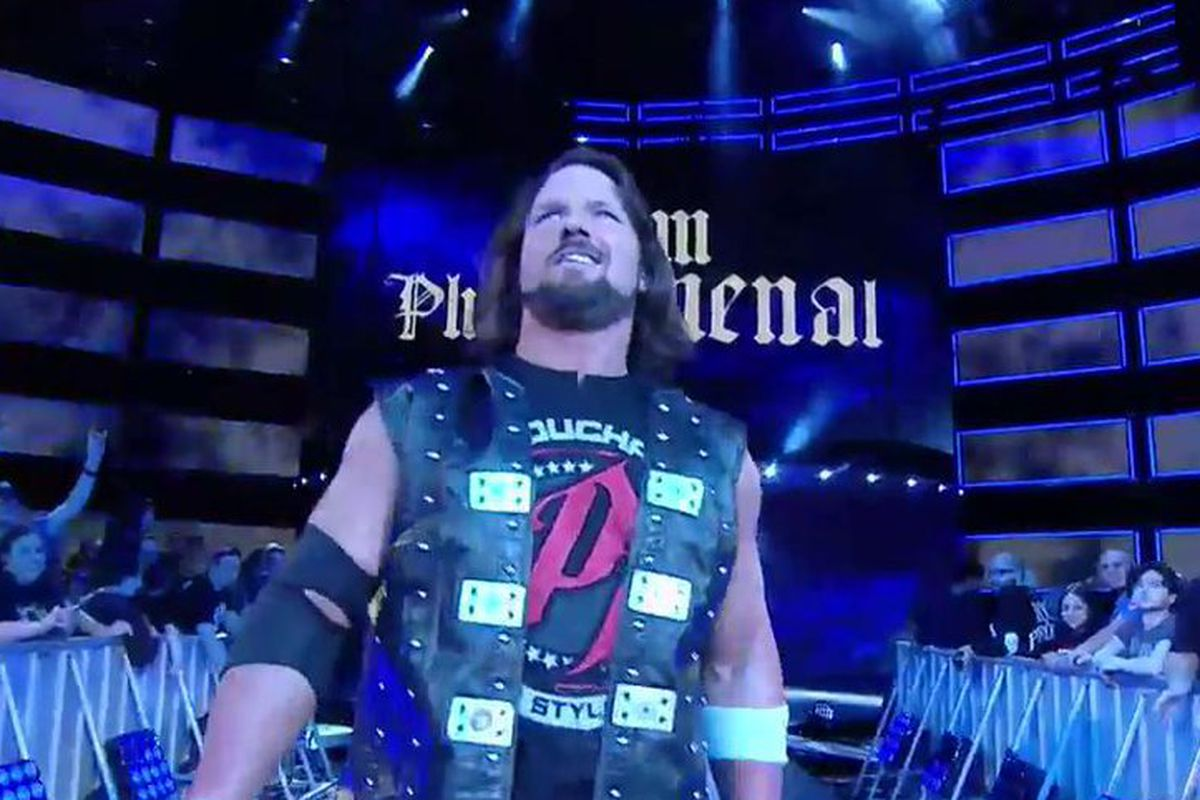 WWE Smackdown Results 11 April - The Superstar shake-up continued