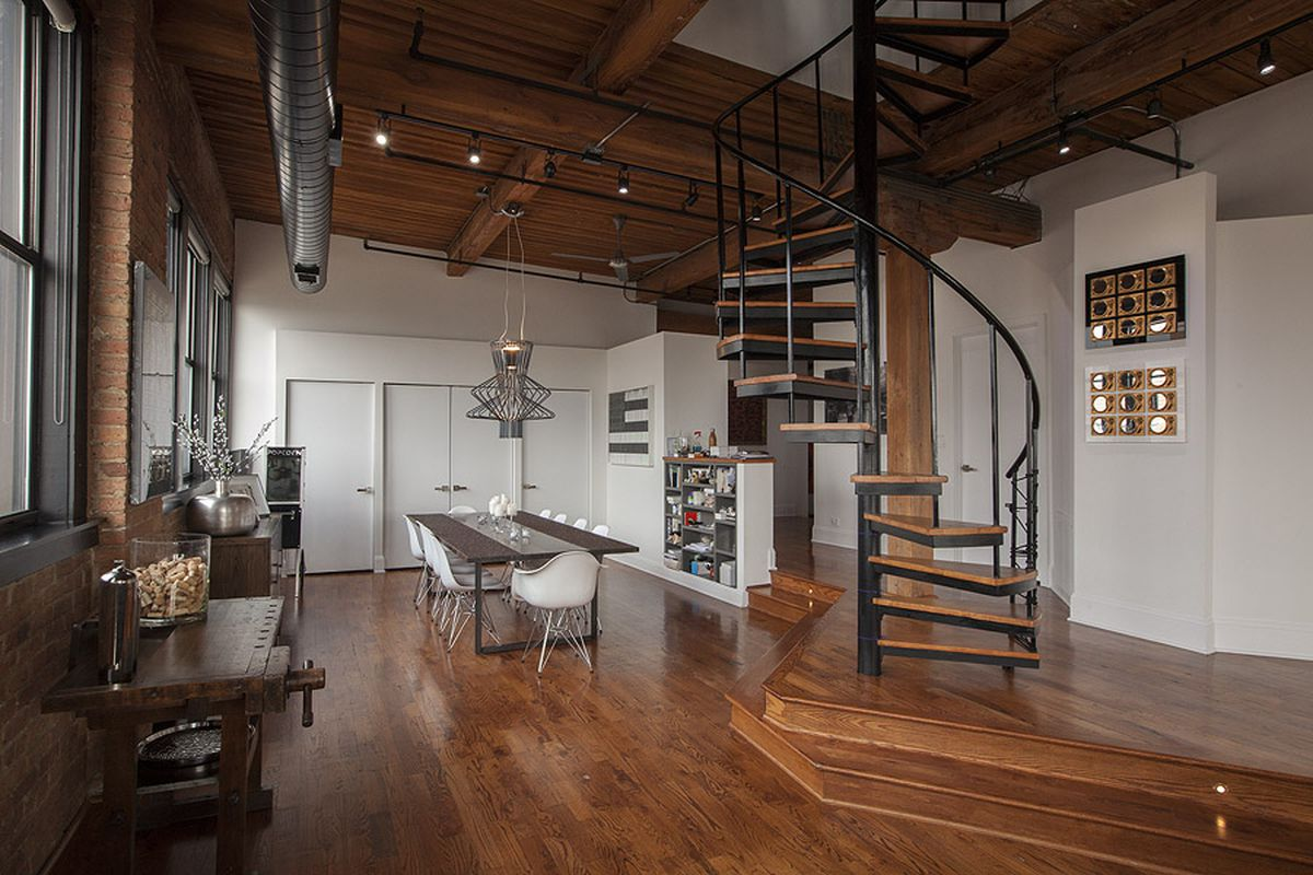 A West Loop Timber Loft Grows into a Fabulous Family Home ...