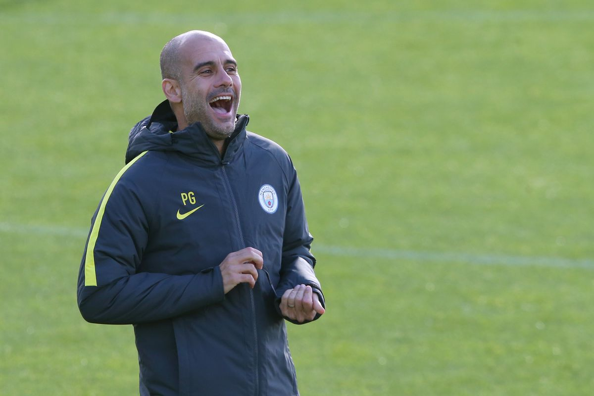 pep guardiola mode