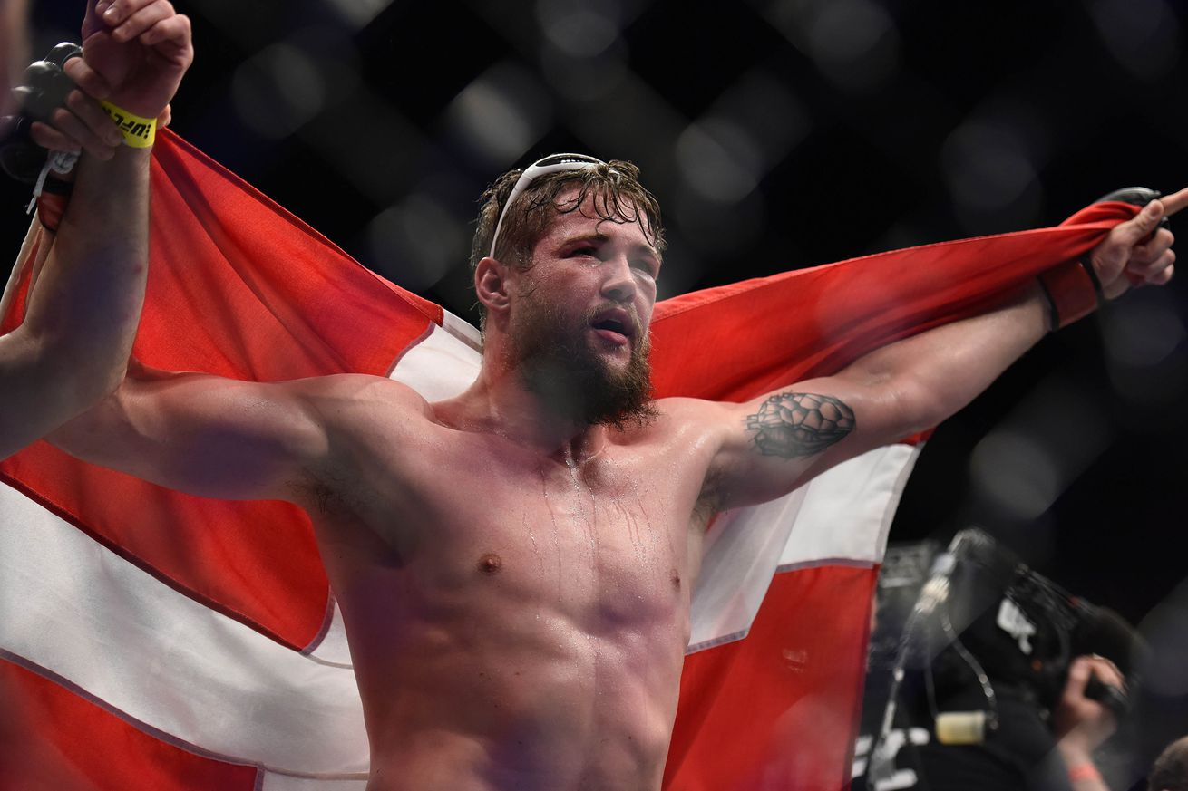 community news, Nicolas Dalby announces his release from UFC