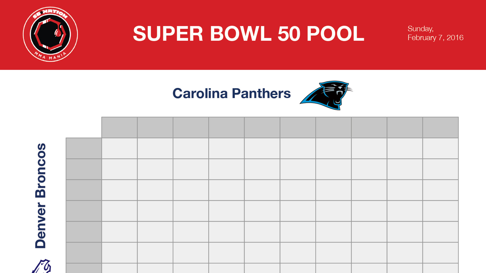 This is a graphic of Superb Super Bowl Grid Printable
