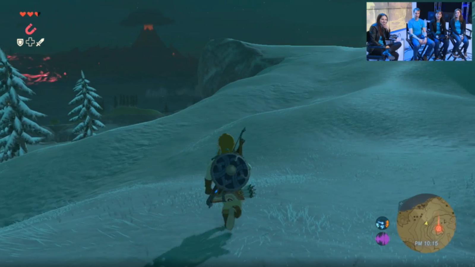 Nintendo's new game is the Zelder Scrolls - The Verge