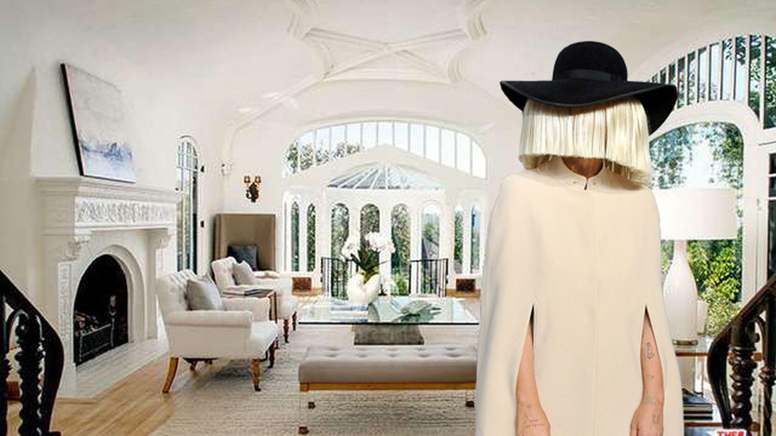 Sia Flipping Her Elegantly Odd House in Los Feliz for 5 Million ...