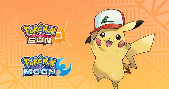 c0db9c42c88f7 Pokémon Sun and Moon players have one week to get Pikachu clad in Ash s  original hat - Polygon