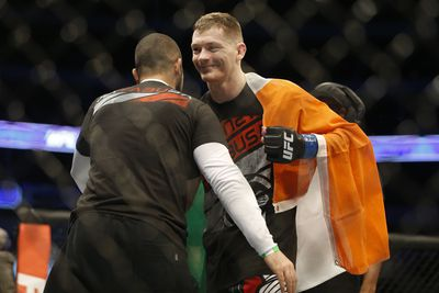 Firas Zahabi: Joseph Duffy suffered concussion Saturday night