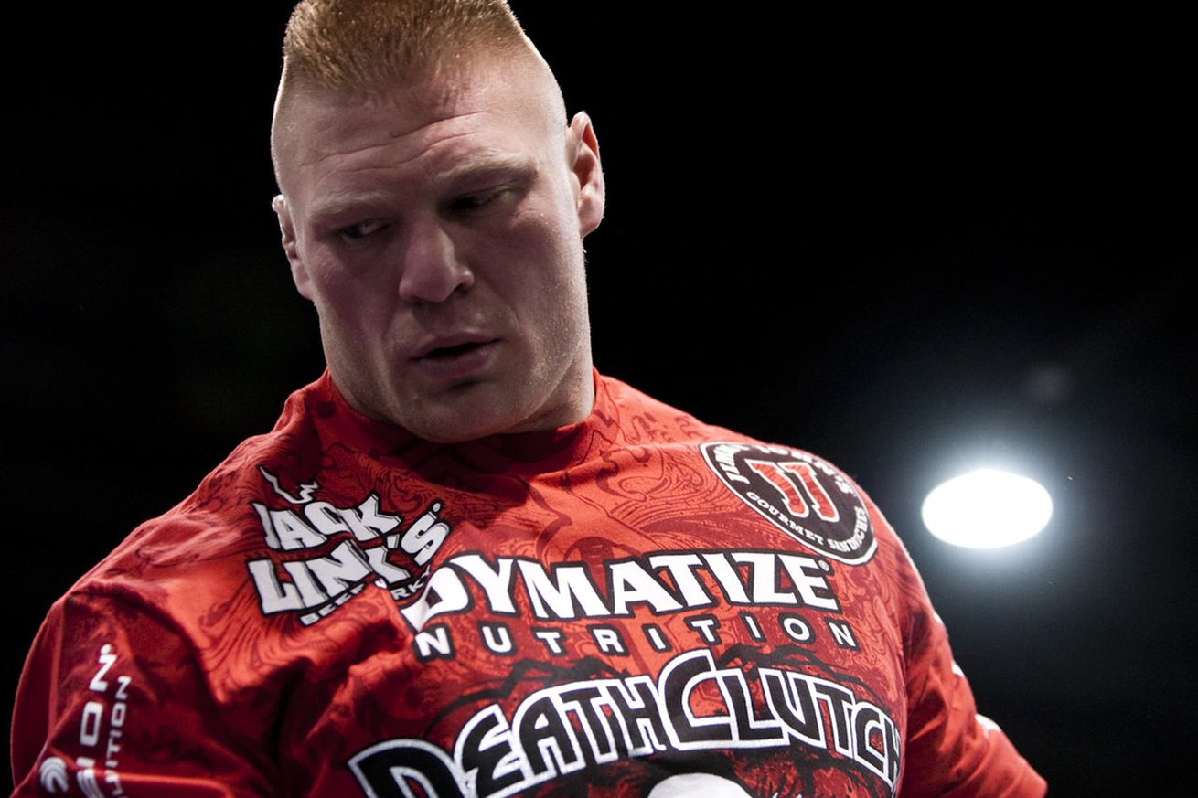 community news, Morning Report: Brock Lesnar urges Ronda Rousey to find a balance between fighting and Hollywood