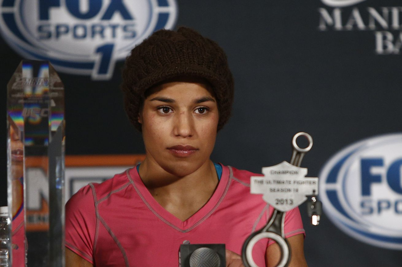 community news, UFCs Julianna Pena agrees to counseling following assault arrest, will have fight booked shortly