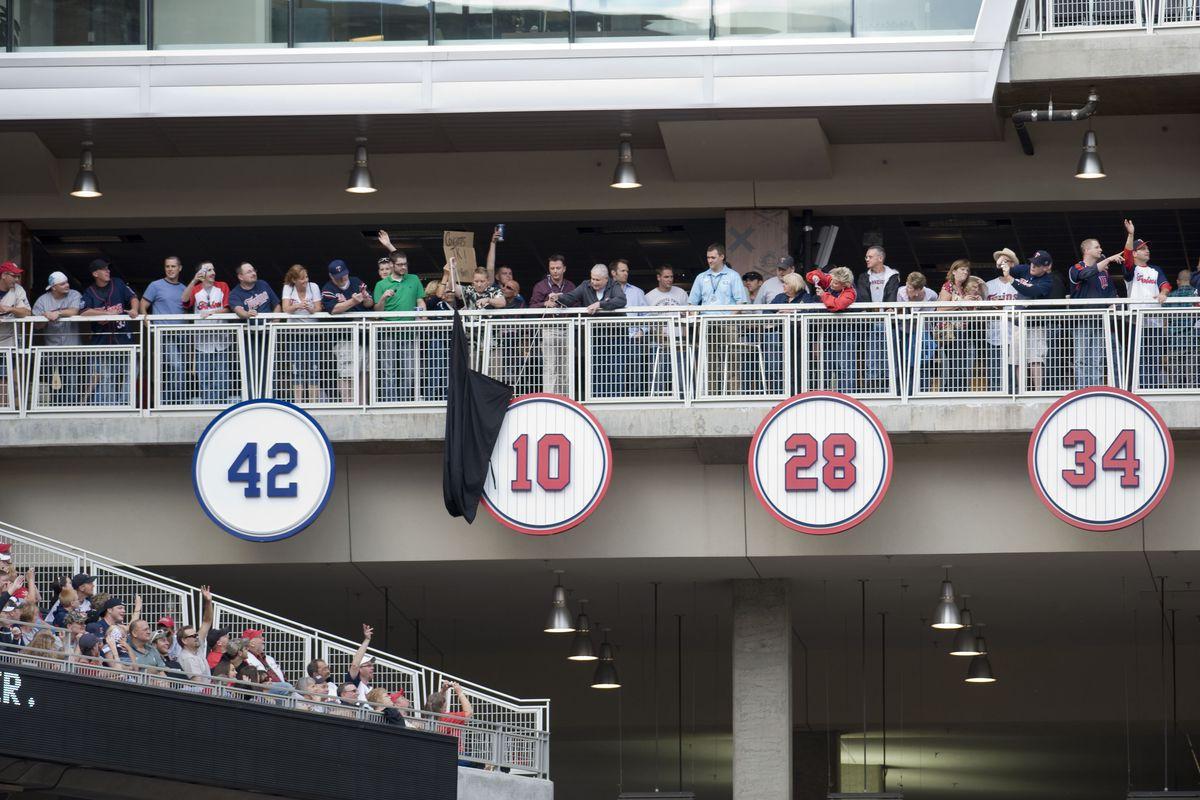 The New York Yankees Retire Derek Jeter's #2 Jersey