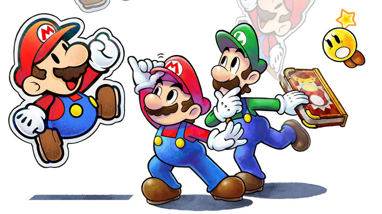 how super mario became an unlikely rpg star the verge. Black Bedroom Furniture Sets. Home Design Ideas