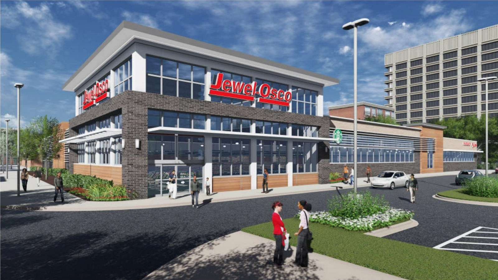 New Jewel Osco Grocery Store To Open In Woodlawn Next Year