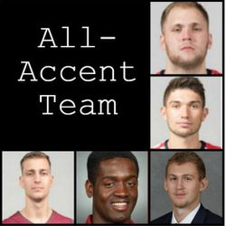 WCC All-Accent Team