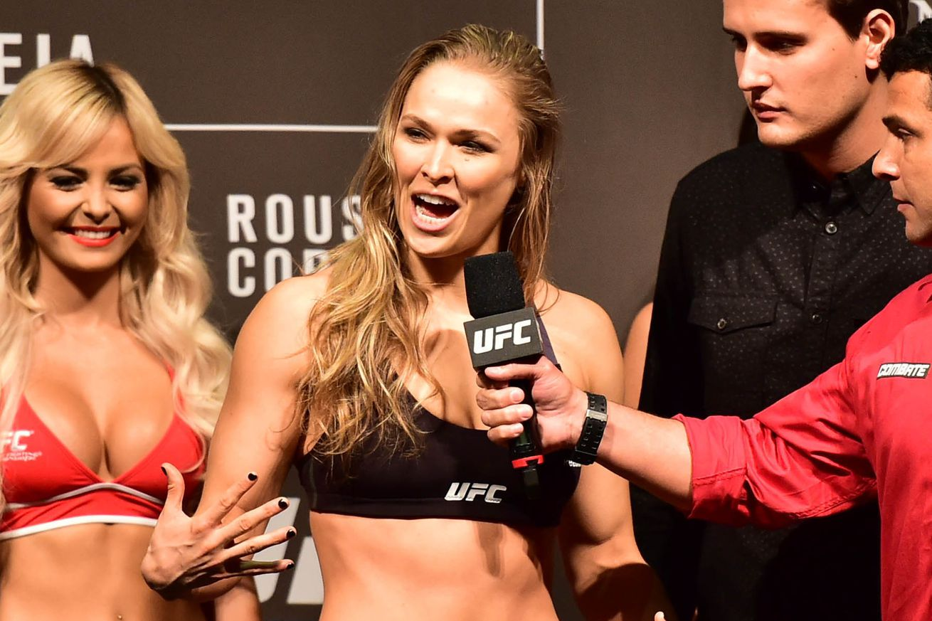 Paul Heyman thinks WWE fans would 'embrace Ronda Rousey with open arms'