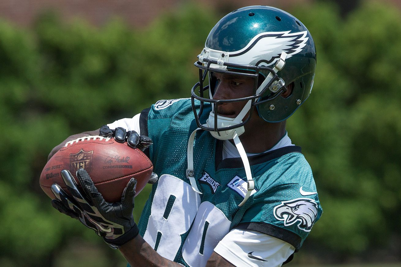 Nike authentic jerseys - Eagles release Devante Davis, sign a new wide receiver - Bleeding ...
