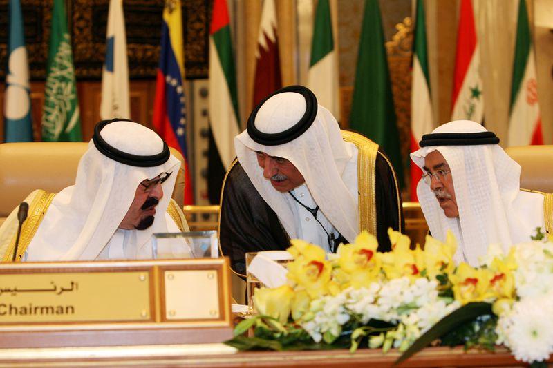 OPEC Heads Of State Gather In Saudi Arabia