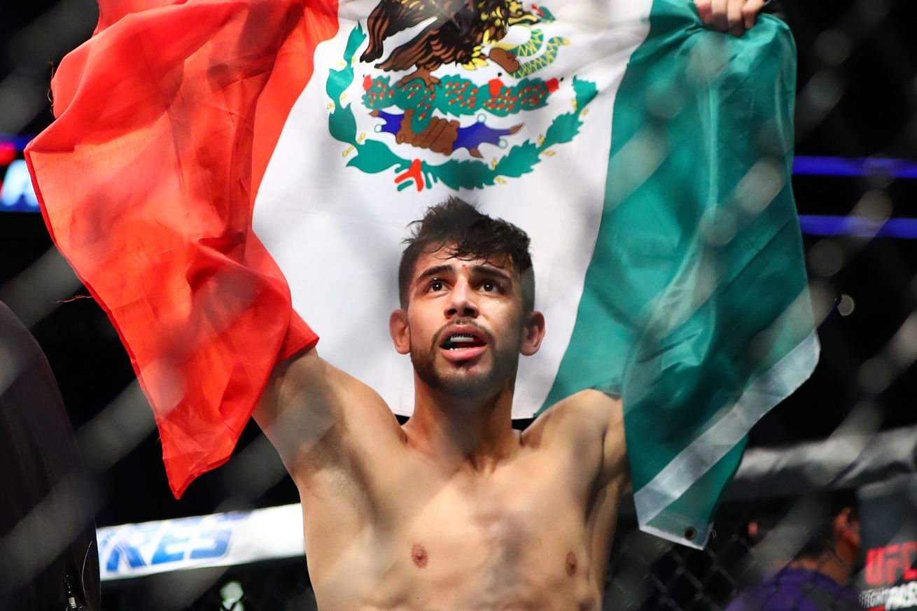 UFC 211's Yair Rodriguez: I can become a bigger Mexican star than Canelo Alvarez