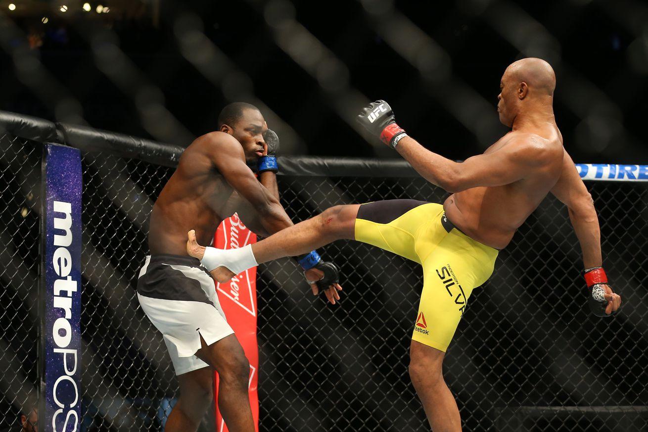 UFC 208 results from last night: Anderson Silva vs Derek Brunson fight recap