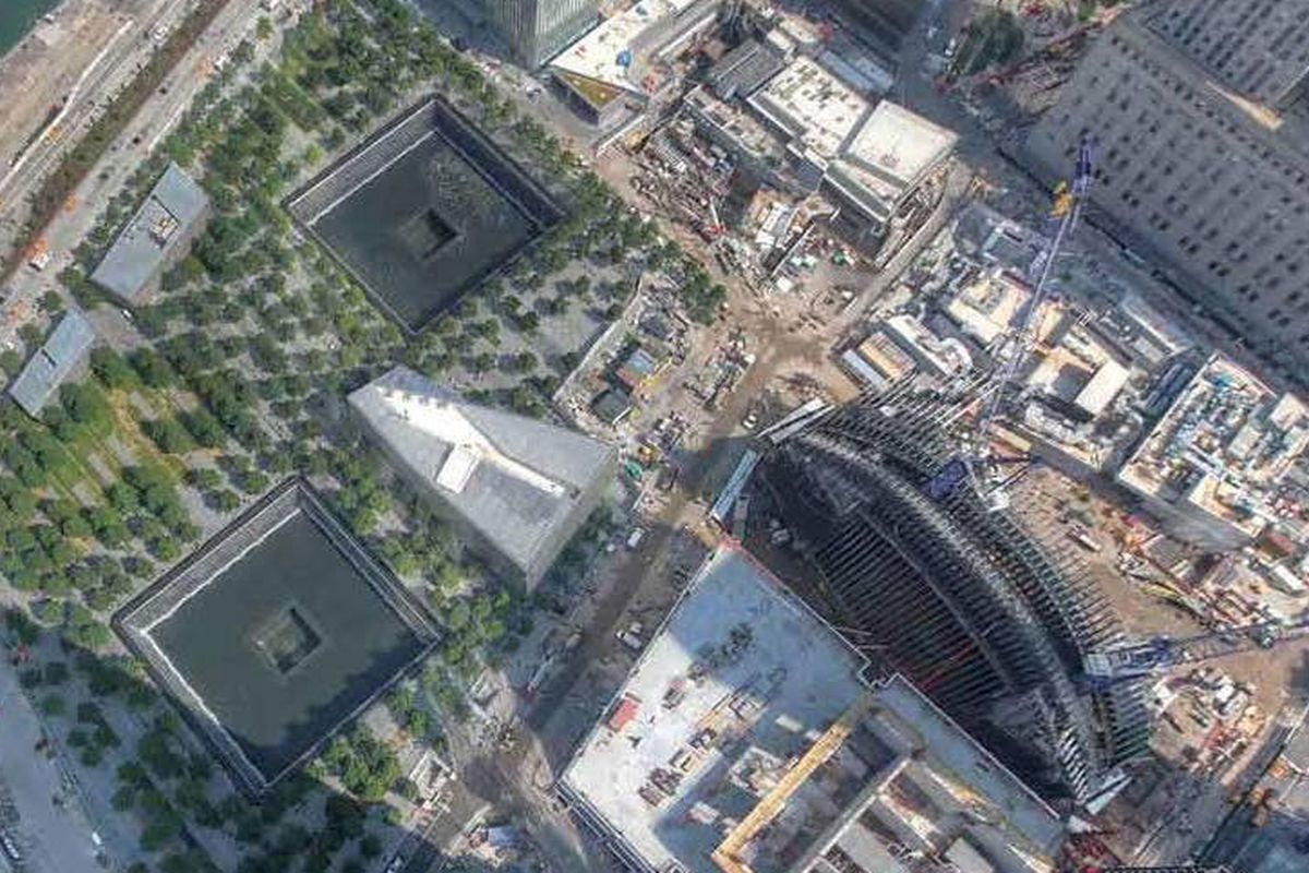 The Status Of The World Trade Center Complex 13 Years