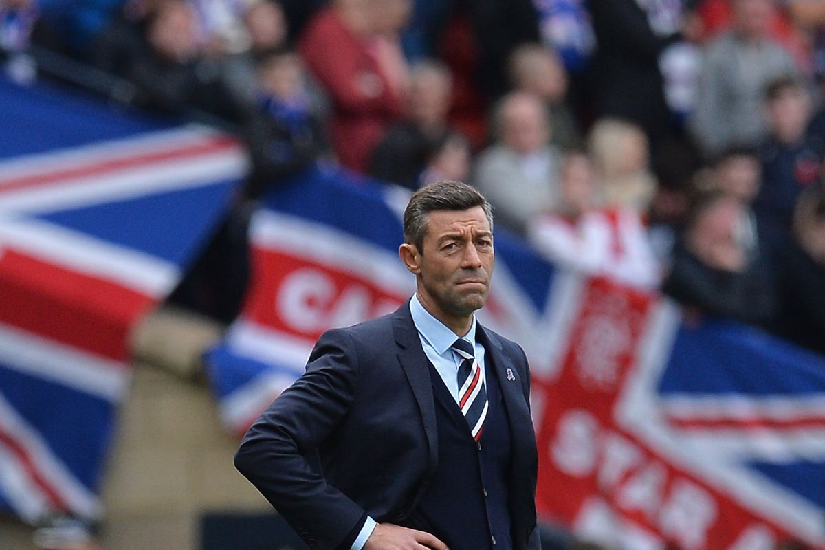 Rangers boss Pedro Caixinha: 'We gave Celtic too much respect'