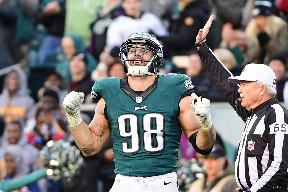 Rams sign free agent DE Connor Barwin