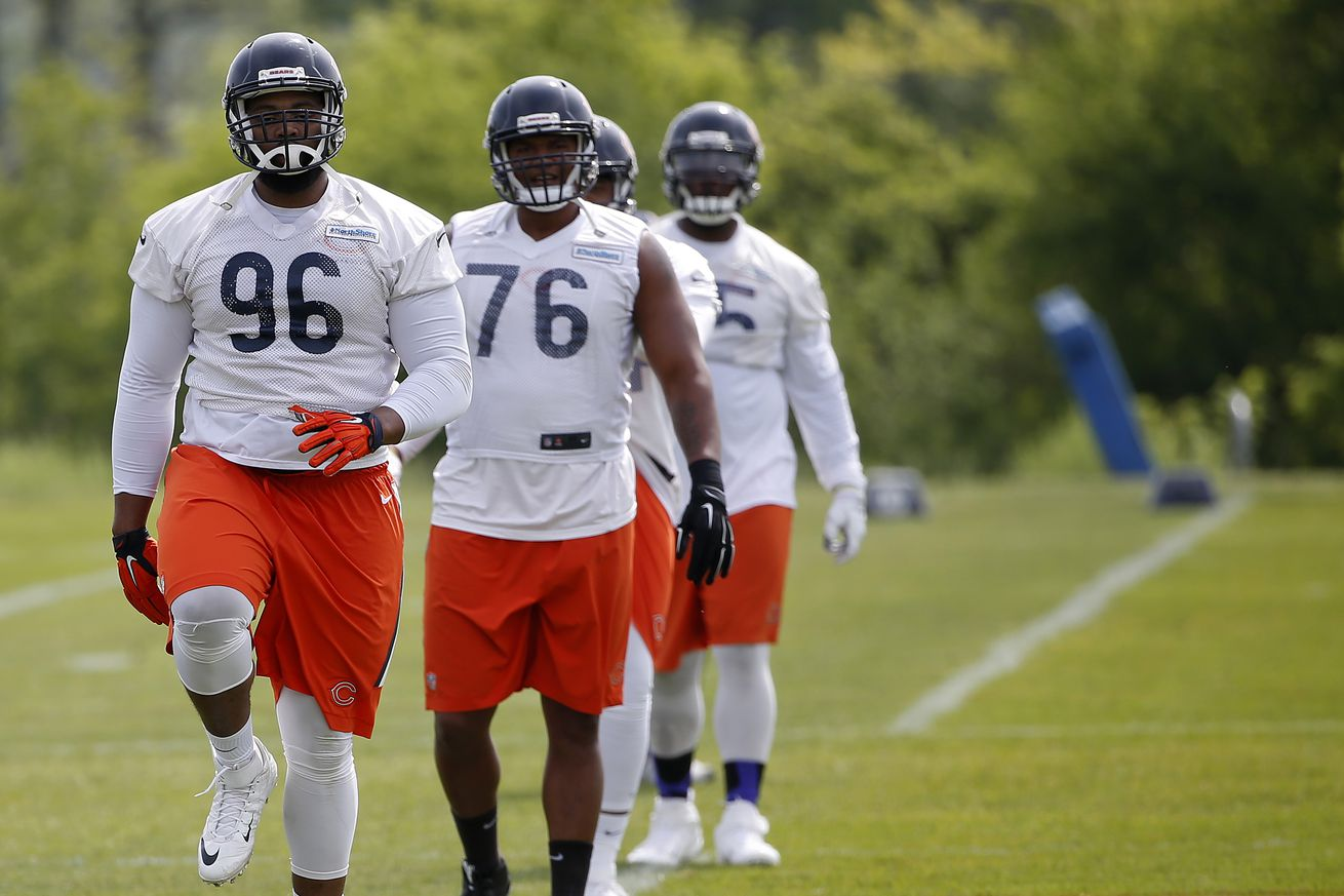 Nike authentic jerseys - Chicago Bears' OTA Notes June 8 - Windy City Gridiron